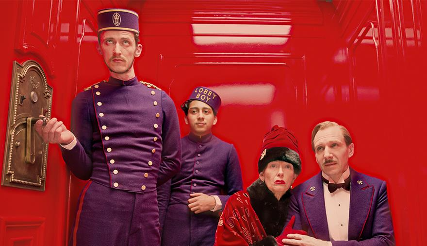 Bristol Film Festival: The Grand Budapest Hotel with Wine Tasting at Averys