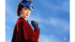 The Luna Cinema: Mary Poppins Returns at Ashton Court Mansion