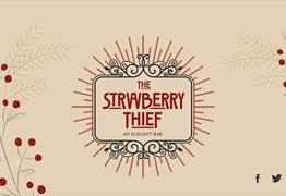 The Strawberry Thief Christmas Parties