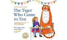The Tiger Who Came to Tea at the Redgrave Theatre