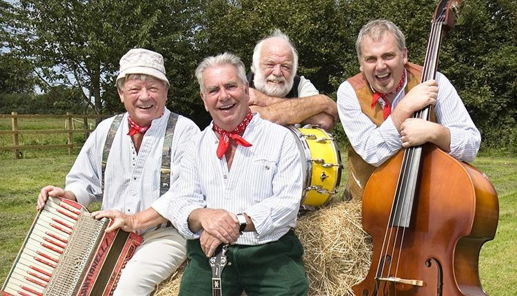 The Wurzels at the Grand Pier