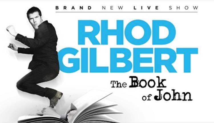 Rhod Gilbert – The Book Of John at Bristol Hippodrome