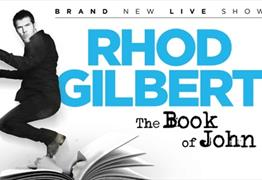 Rhod Gilbert – The Book Of John at Bristol Hippodrome