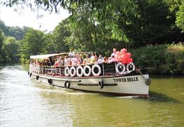 Lunch Trips To Beeses with Bristol Packet Boat Trips