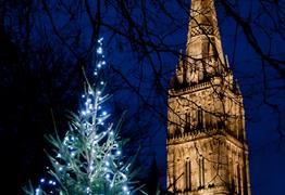 Twilight Tower Tours at Salisbury Cathedral
