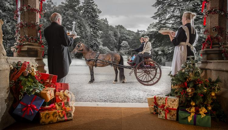 A Very Victorian Christmas at Tyntesfield
