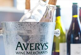 Averys Wine Festival at Clifton College