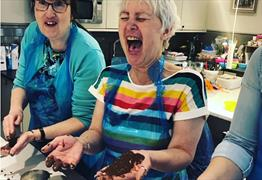 Three hour hands on chocolate making workshop at The Old Malthouse