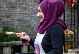 Pakistani Cooking Class at Coexist Community Kitchen