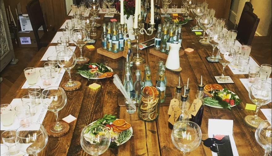 Gin Tasting - The Life & Death Of Madame Genever at The Spielman Centre