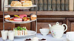 History tour at Thornbury Castle Hotel, followed by a delicious afternoon tea