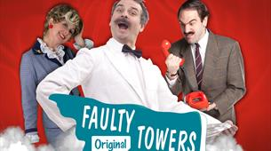 Faulty Towers, The Original Dining Experience at the Mercure Brigstow Hotel