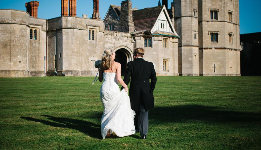 Wedding Fayre at Thornbury Castle Hotel
