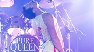 Pure Queen at Redgrave Theatre