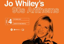 Jo Whiley's 90s Anthems at the Anson Rooms