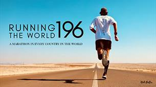 Nick Butter: Running The World 196 at Redgrave Theatre