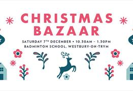 Christmas Bazaar at Badminton School