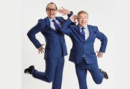 An Evening of Eric and Ern at Redgrave Theatre