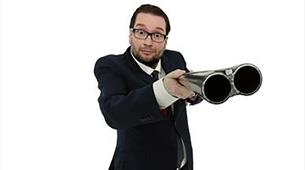 Gary Delaney at Redgrave Theatre