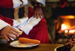 Santa Sunday Lunch at De Vere Tortworth Court