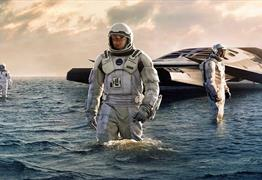 Interstellar: Bristol Film Festival at the Planetarium