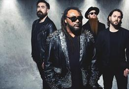 Utilita Live From The Drive-In: Skindred at Filton Airfield