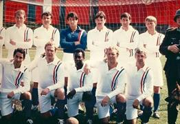 Escape to Victory with Russell Osman at Clifton College Pre School Hall