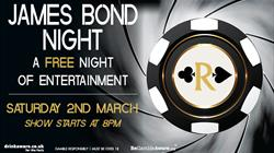James Bond Night at Rainbow Casino