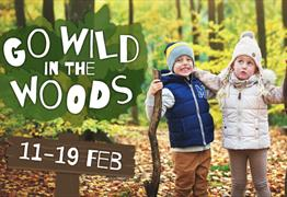 Go Wild in the Woods at Wild Place