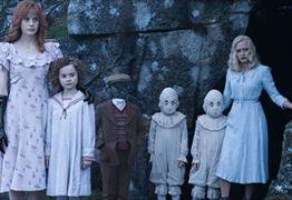 WW2 Tour & Miss Peregrine's Home for Peculiar Children Screening at Arnos Vale Cemetery