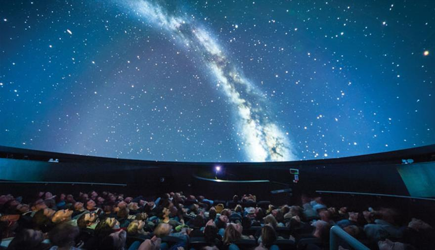 We The Curious Planetarium
