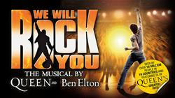 We Will Rock You at Bristol Hippodrome