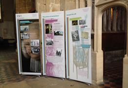 George Whitefield Travelling Exhibition at The New Room