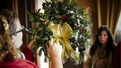Wreath Making with Sarah Pepper at Tyntesfield