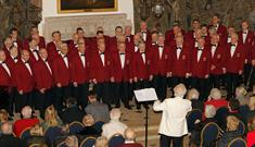 Christmas Concert with Dursley Male Voice Choir at Berkeley Castle