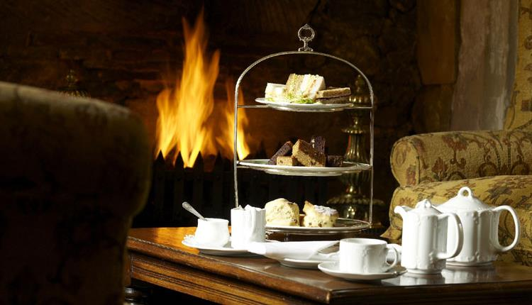 Thornbury Castle Afternoon Tea