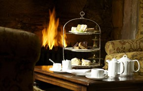 Afternoon Tea at Thornbury Castle