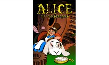 Alice in Wonderland at the Redgrave Theatre