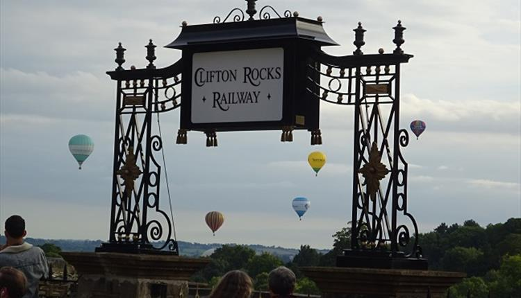 Clifton Rocks Railway Open Day