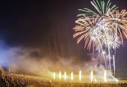 Avon Valley Adventure and Wildlife Park's Fireworks to Music