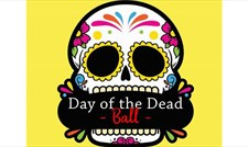 Day of the Dead ball at American Museum and Gardens