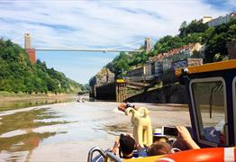 Avon Gorge Trips with Bristol Ferry