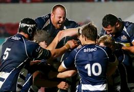 Bristol Rugby v Saracens - Aviva A League at Ashton Gate Stadium