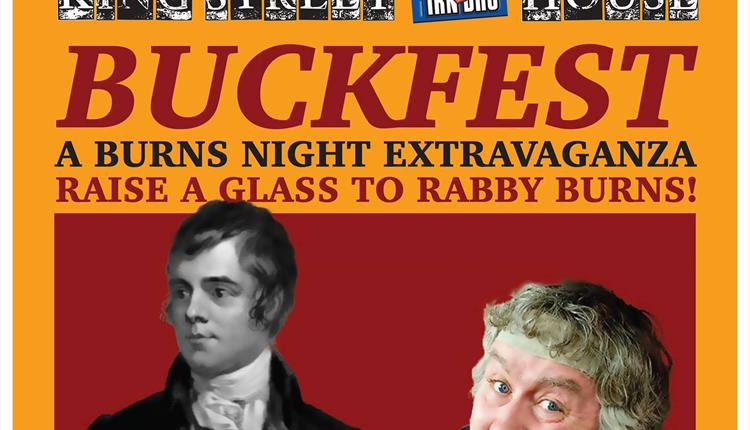 Burns Night Extravaganza at King Street Brew House