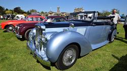 Classic Car and Motorcycle Show at Bowood House & Gardens