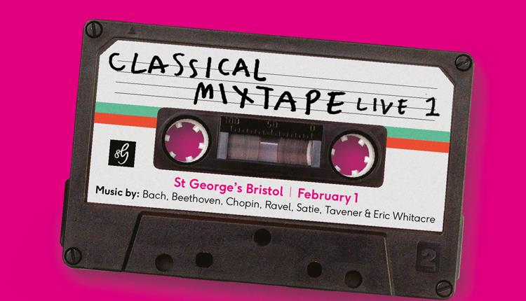 Classical Mixtape Live 1 at St George's Bristol