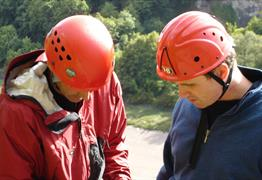Climb the avon gorge with Adventurous Activity Company