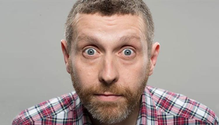 Dave Gorman - With Great PowerPoint Comes Great ResponsibilityPoint at Bristol Hippodrome
