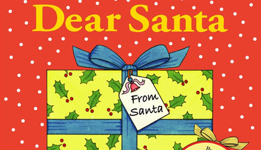 Dear Santa The Redgrave Theatre