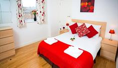 Bristol Serviced Lettings bedroom